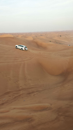 Dubai adventure