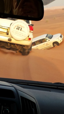 Dubai off road